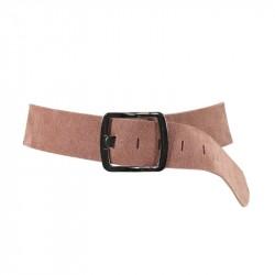 Cintura scamosciata semplice - Laura