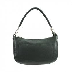 Shoulder bag external pocket