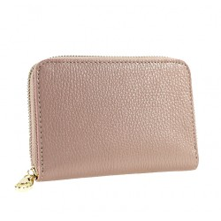 Leather wallet - small