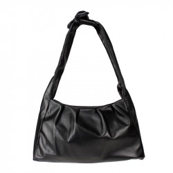 Soft shoulder bag in Sauvage leather