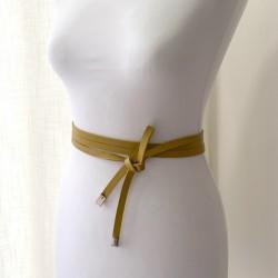 Leather strap - GIULIA