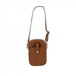 Leder Clutch Tasche
