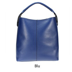 Large shoulder bag with shoulder strap