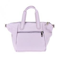 Leather handbag